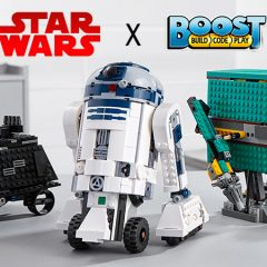 Introducing LEGO Star Wars BOOST Droid Commander