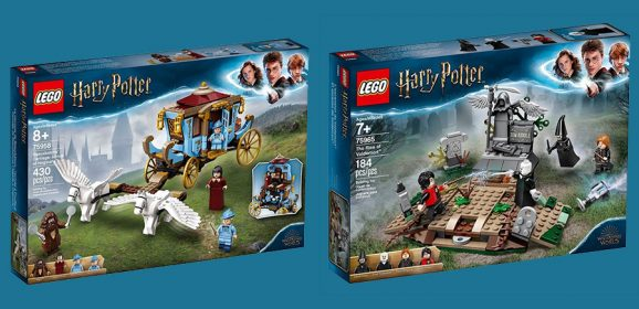 Pre-order Upcoming New LEGO Harry Potter Sets