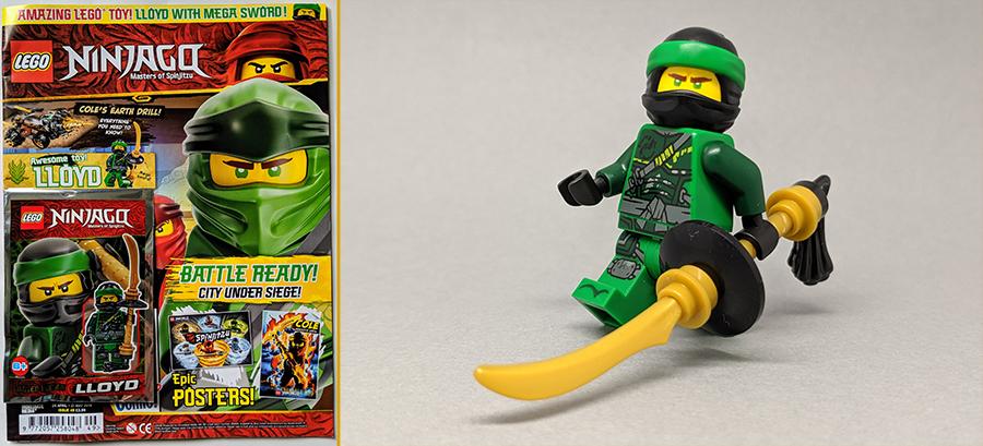 LEGO Magazines May Round-up | BricksFanz
