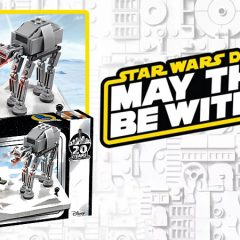 Free LEGO Star Wars Hoth Mini Set Now Available