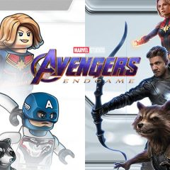 From Set To Screen – LEGO Avengers Endgame