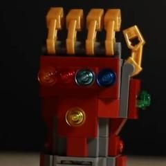 Building The LEGO Nano Gauntlet