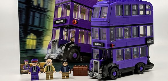75957: The Knight Bus LEGO Harry Potter Set Review