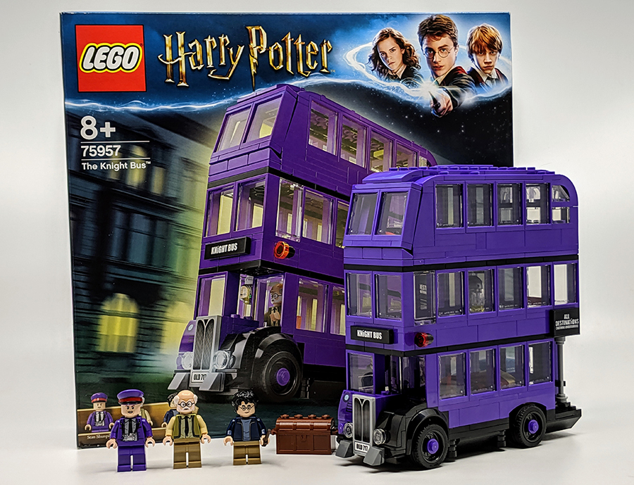 Lego Harry Potter The Knight Bus 75957  *** Must have Christmas Toy for 2019 **