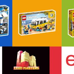 LEGO Masters Causes eBay LEGO Sales Spike