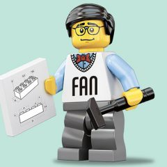 LEGO Set To Launch Lead User Lab