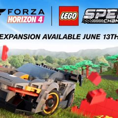 LEGO Speed Champions Forza 4 DLC In Detail