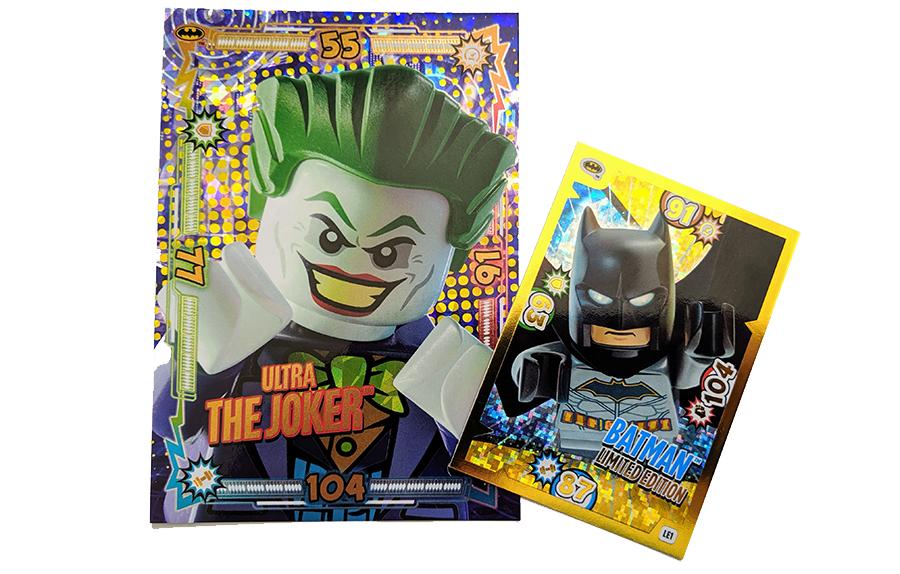 LEGO Batman Trading Cards Out Now | BricksFanz