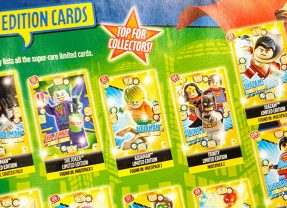 LEGO Batman Limited Edition Trading Cards Guide