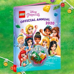 LEGO Annuals Range Expands With New Disney Title