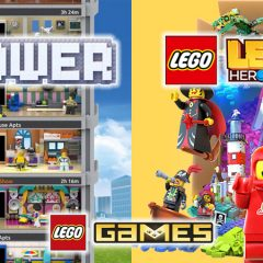 LEGO Legacy Concept Art & First Play Details