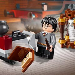 LEGO Harry Potter New Sets & Free Polybag