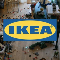 IKEA Offers First Details Of Their LEGO Range