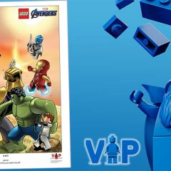 Second LEGO Marvel Avengers Art Print Now Available