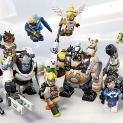 More Details On The LEGO Overwatch Sets