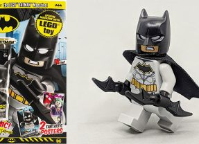 LEGO Batman Magazine Now Available In The US