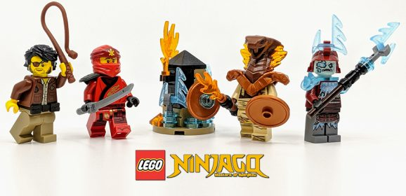 LEGO NINJAGO Minifigure Pack Review