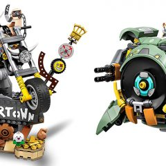 Two New LEGO Overwatch sets Revealed