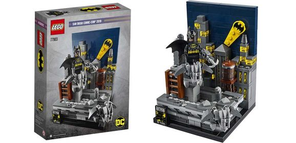 Second LEGO SDCC Exclusive Set Revealed