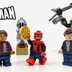LEGO Spider-Man Minifigure Pack Review