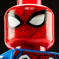 SDCC Exclusive Spider-Man Minifigure Revealed