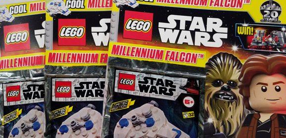 LEGO Star Wars Magazine July Issue