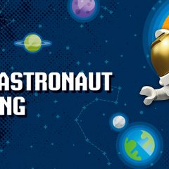 Become A LEGO Astronaut At Leicester Square Store