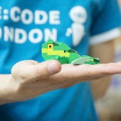 LEGO Once Again Team Up With RE: CODE London