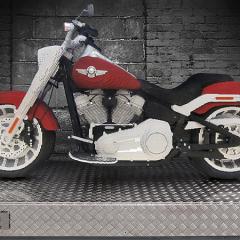LEGO Big Builds: Harley-Davidson Fat Boy