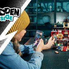 Pre-order LEGO Hidden Side Sets From Smyths Toys