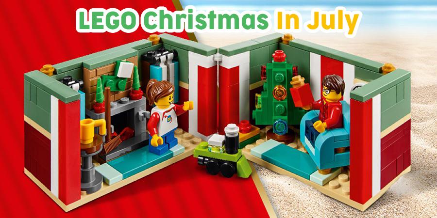 Lego Christmas Set 2019.Lego Christmas In July Is Here Bricksfanz
