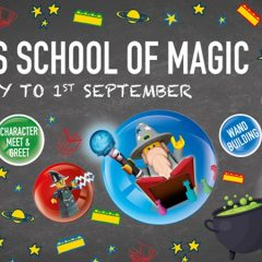 LEGO Magic Comes To Manchester This Summer