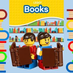 The LEGO Group & AMEET To Launch New LEGO Books Imprint