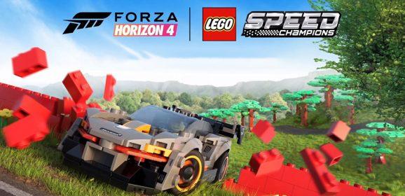 Forza Horizon 4 LEGO Speed Champions DLC Review
