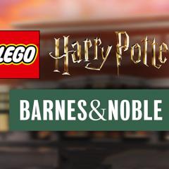 LEGO Harry Potter Magic Returns To Barnes & Noble
