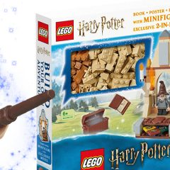 LEGO Harry Potter Build Your Own Adventure Out Now