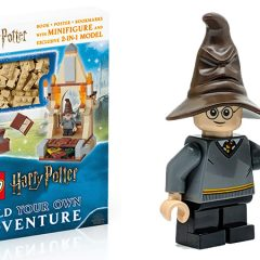 LEGO Harry Potter Build Your Own Adventure Book Review