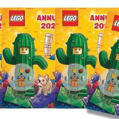 LEGO Iconics 2020 Annual Revealed