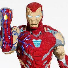 LEGO Big Builds: I Am Iron Man