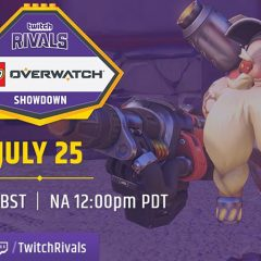 Overwatch Streamers Battle To Win LEGO Charity Prizes