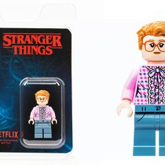 SDCC Exclusive Stranger Things Minifigure Revealed