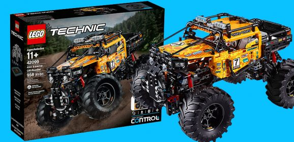 Pre-order New LEGO Technic Sets In The US & Canada