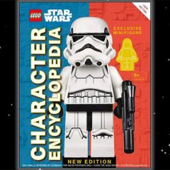 New LEGO Star Wars Character Encyclopedia Coming In 2020