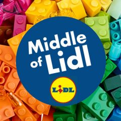 LEGO Sets & Storage Boxes At Lidl This Week