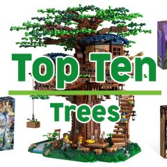 Top 10 LEGO Tree Sets