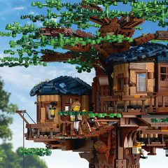 Introducing The LEGO Ideas Treehouse