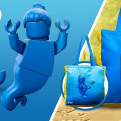 Get A Free LEGO VIP Tote Bag