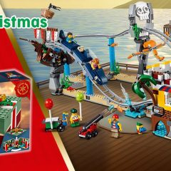 Day 2 Of LEGO Christmas In July