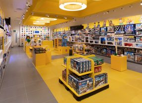 LEGO Brand Store Closures Update
