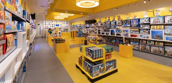 LEGO Store Bristol Press Release